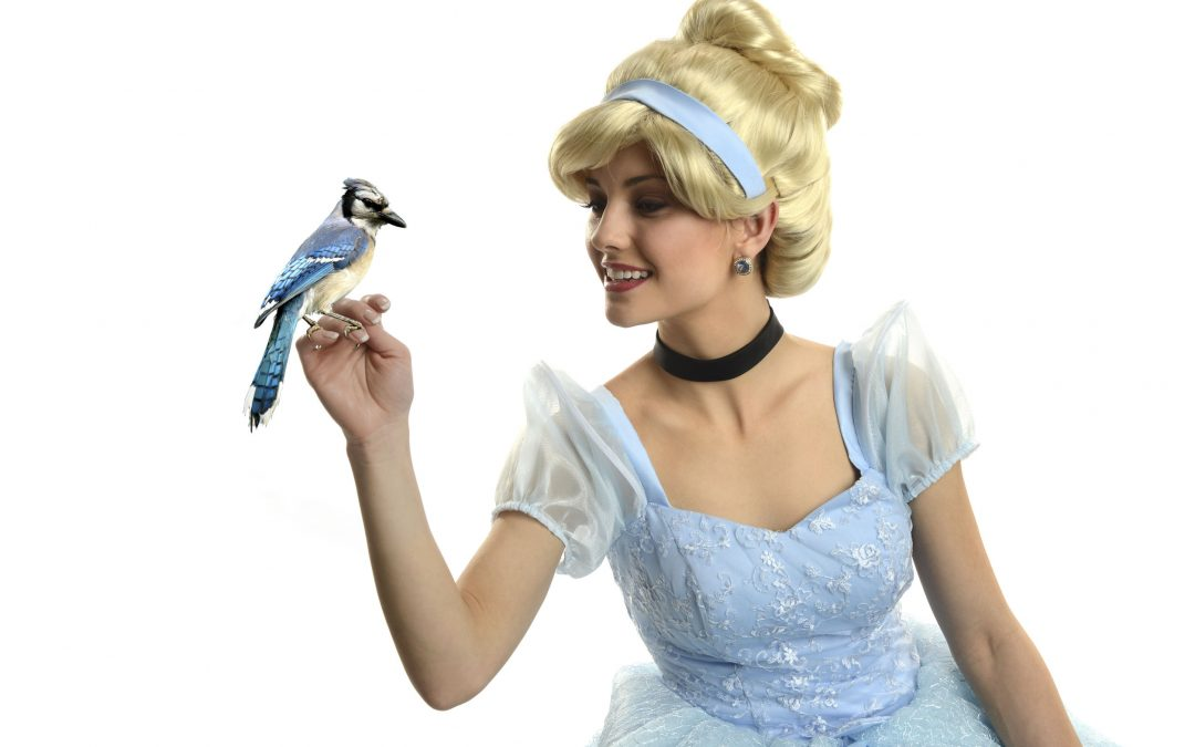 The Cinderella Secret to Being Happy